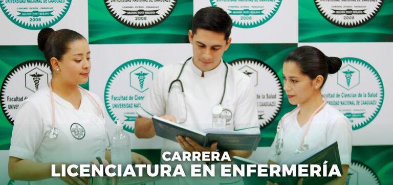 Carrera de Licenciatura en Enfermería